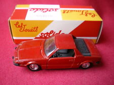 FIAT X 1/9 (collection hachette -Solido)