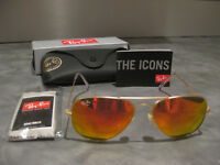 Brand New RayBan Aviator Classic RB3025 112/69 58mm - Limited price Ray-Ban