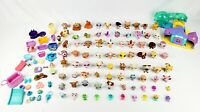 Huge Lot 100 PCS Littlest Pet Shop 80 Figures  Pets Accessories LPS Cats, Dogs