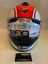 Ducati Corse SBK 3 Helmet (Red) ARAI DT-X