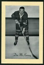 New listing 1953 TO 1970 DON McKENNEY TORONTO MAPLE LEAFS BEEHIVE HOCKEY--