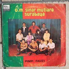 O.M. Sinar Mutiara Subaraya-Pimp.: Fauzi Lp Jakarta World Rare