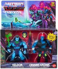Keldor And KRONIS 2-pack Masters Of The Universe MOTU Origins Figur EU Mattel