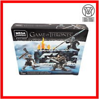Game of Thrones Battle Beyond the Wall Black Series Set by Mega Construx GKG96