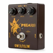 Caline Cp-43 Pegasus Overdrive Effects Pedal