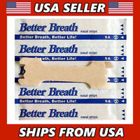 120 Nasal Strips Breathe Better/Reduce Snoring/Sleep Apnea Right Now  (Large)