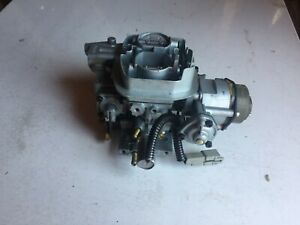 Vintage Ford Carburetor Rebuilt Fits Lynx, Escort 1983 4 cyl. 1.6L  2bbl