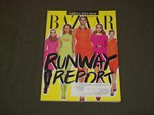 2009 FALL/WINTER HARPER'S BAZAAR MAGAZINE - SPECIAL RUNWAY REPORT ISSUE - B 3635