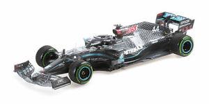 1/43 Minichamps Lewis Hamilton Mercedes AMG W11 2020 World Champion Lim 100pcs