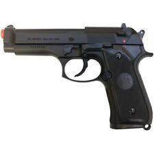 UHC M9 92 FS BERETTA AIRSOFT FULL SIZE SPRING PISTOL HAND GUN w/ 6mm BB BBs