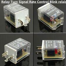 3 Pin Auto Car LED Light Turn Flasher Relay Signal Rate Control Blinkrelais