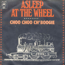 ASLEEP AT THE WHEEL Choo Choo Ch'Boogie FR Press Epic EPC 3001 1975 SP