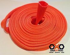 Winch rope protective sleeve for 8, 9,10,11,12mm dyneema and others 5M length
