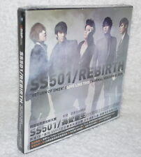 SS501 Rebirth Love Like This Taiwan Special CD+28P Booklet