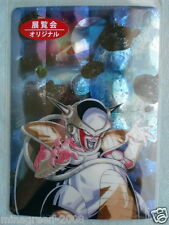 JAPAN DRAGONBALL Z 'THE WORLD OF DRAGONBALL' Holo Foil Postcard FRIEZA in Space