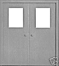 PIKESTUFF HO - 1111 - Double Personnel Door (2)
