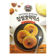 Korean Food Traditional delicious pancake HOTTEOK Mix flour 400g-1pack