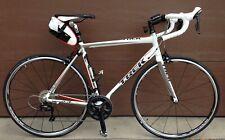 700c TREK 56cm Road Bike, Aluminium Frame, 11 Speed with upgrades, custom bag