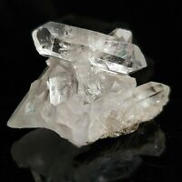 Amazingly Beautiful Rainbow In Clear Quartz Cluster, 10% OFF, US SELLER