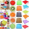 Cushion Seat Pads Indoor Home Dining Kitchen Office Chair Tie On - Round/Square