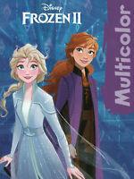 FROZEN II - Anna und Elsa - Multicolor Malbuch von Disney Enterprises #598218