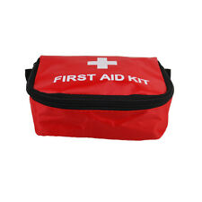 Outdoor First Aid Kit Bag Emergency Medical Survival Treatment Rescue Empty Box