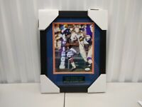 Gale Sayers Chicago Bears Autographed 8x10 Photo Framed & Matted JSA