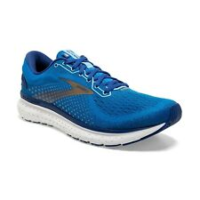 BROOKS GLYCERIN 18 Scarpe Running Uomo Cushion BLUE MAZARINE GOLD 110329 459