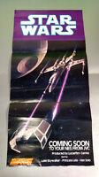 NEW Star Wars Nintendo Power SNES Gamecube N64 Poster Original Rare Empire Jedi