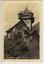 AK Obervellach, Schloss Falkenstein, 1935