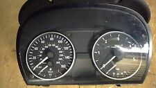 BMW E93 320 Diesel Auto Strumento Tachimetro Cluster OROLOGI 1025380