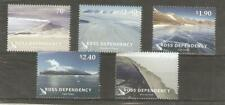 2012   ROSS DEPENDENCY  -  SG  133/137  LANDSCAPES - UMM