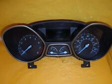 2013 2014 Ford Focus Speedometer Instrument Cluster Dash Panel Gauges 3,637