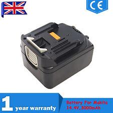 14.4V 3000mAh Li-ion Battery For MAKITA 194065-3,194066-1,194558-0,BL1415,BL1430