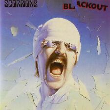 CD - Scorpions - Blackout - #A1687