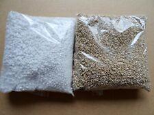 substrat neutre toutes cultures. Perlite et Vermiculite TERRALBA 100L