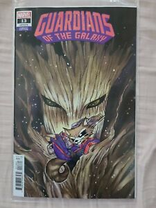 GUARDIANS OF THE GALAXY #13 1:50 PEACH MOMOKO VARIANT NM NEVER READ