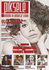 Piksele (DVD) Jacek Lusinski Olga Boladz- (Shipping Wordwide) Polish film