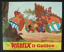 CINEMA-fotobusta ASTERIX IL GALLICO goscinny,uderzo,CARTONE ANIMATO