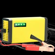 12V 2A Car Truck Motorcycle Smart Automatic Battery Charger Maintainer Trickle