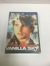 Vanilla Sky (Dvd, 2002) Brand New/Sealed. Cameron Crowe. Tom Cruise.