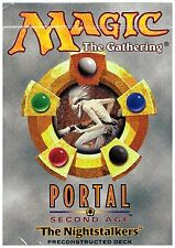 Portal Second Age Theme Deck Goblin Fire ENGLISH SEALED NEW MAGIC MTG ABUGames