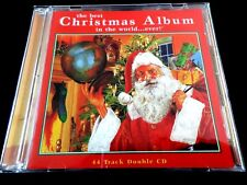 THE BEST CHRISTMAS ALBUM IN THE WORLD..EVER  2 x CD *EX/NM*  SLADE DAVID BOWIE