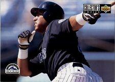 Lot Of 550 1994 Upper Deck Collector's Choice Baseball Andres Galarraga # 331