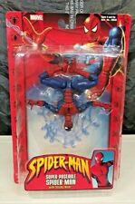 Marvel Legends 2002 SUPER POSEABLE SPIDER-MAN W/ STICKY WEB McFARLANE TOY-BIZ