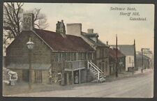 Postcard Gatehead in Tyne and Wear early view Sodhouse Bank in Sheriff Hill