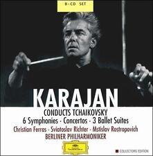 Karajan Conducts Tchaikovsky, New Music