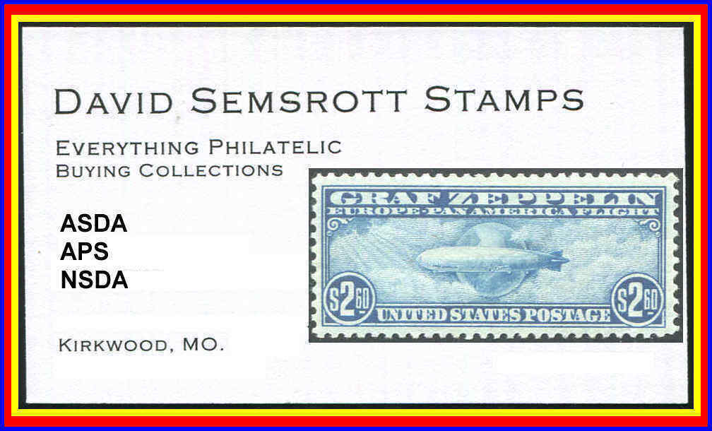 David Semsrott Stamps