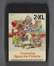Mego 1978 2Xl Talking Robot 8 Track Player Tape Amazing Sport Feats Tested Works