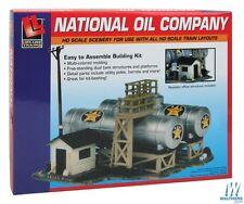 Life-Like National Oil Company  - Building Kit HO Scale 1:87